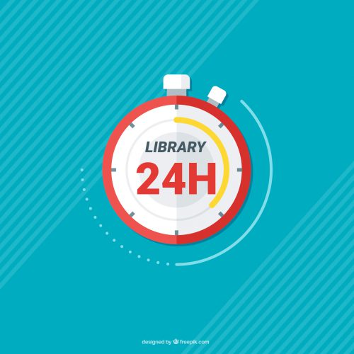 Library 24 Hours